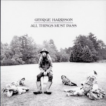 George Harrison - 1970 - All Things Must Pass (US Stereo)[Dr. Ebbetts] [2005]