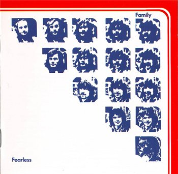 Family - FEARLESS 1971
