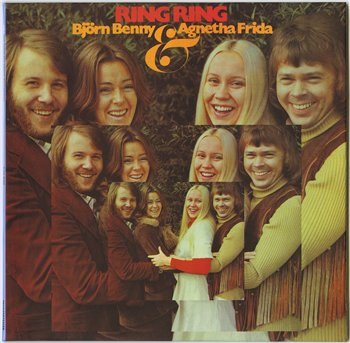 ABBA - Ring Ring 1973