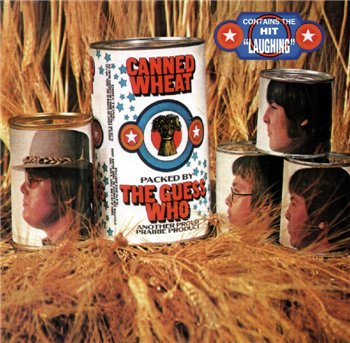 "The Guess Who :1969 ""Canned Wheat"""