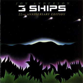 Jon Anderson 3 ships 1985 (YES)