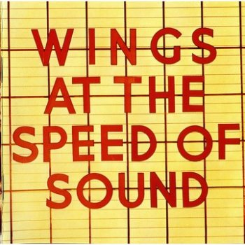 PAUL McCARTNEY & WINGS - Wings At The Speed Of Sound  1976(remastered)