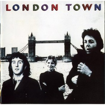 PAUL McCARTNEY & WINGS - London Town  1978 (remastered)