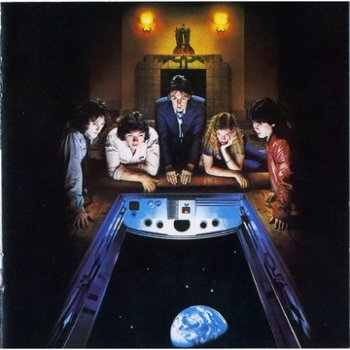 PAUL McCARTNEY & WINGS - Back To The Egg  1979(remastered)
