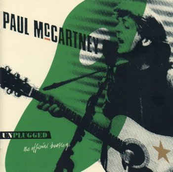 PAUL McCARTNEY - Unplugged (The Official Bootleg)  1991
