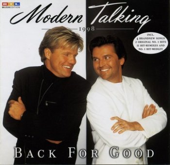 Modern Talking - 1998 - Back For Good