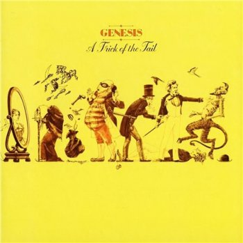 Genesis - A Trick Of The Tail 1975