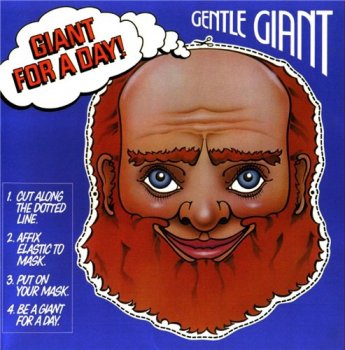 Gentle Giant - Giant For A Day! 1978