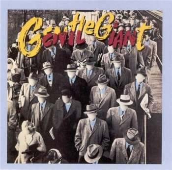 Gentle Giant - Civilian 1980