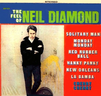 Neil Diamond - The Feel Of Neil Diamond (1966) Raritet.