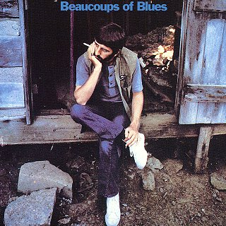 "Ringo Starr: © 1970 ""Beaucoups Of Blues""(Remastered 1995)"