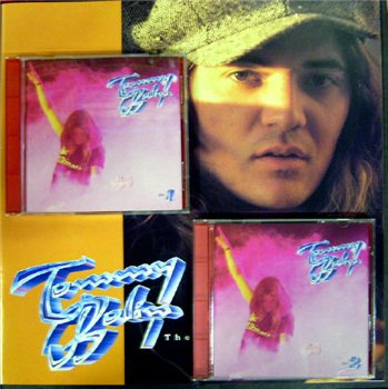 "Tommy Bolin: © 1989 ""The Ultimate..."""