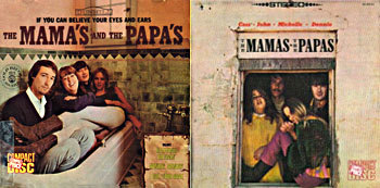 The Mamas And The Papas - If You Can Believe & Mamas And Papas 1966