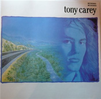 "Tony Carey: © 1985 ""Blue Highway"""