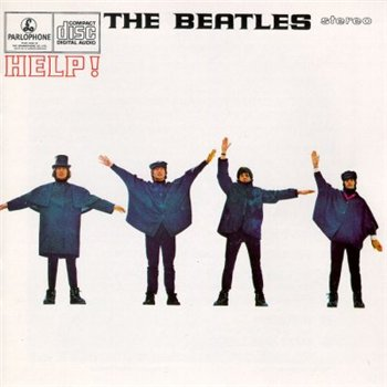 "The Beatles: © 1987 Original Masters ® 1965 ""Help!"""