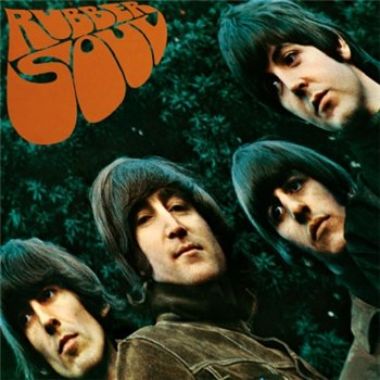 "The Beatles: © 1987 Original Masters ® 1965 ""Rubber Soul"""