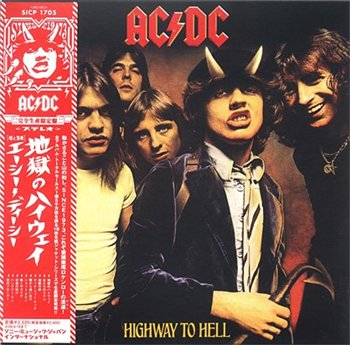 "AC-DC: © 2008 ® 1979 ""Highway To Hell"" (Japanese Press 2007-2008)"