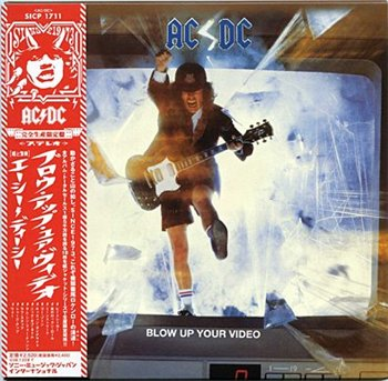 "AC-DC: © 2008 ® 1988 ""Blow Up Your Video"" (Japanese Press 2007-2008)"