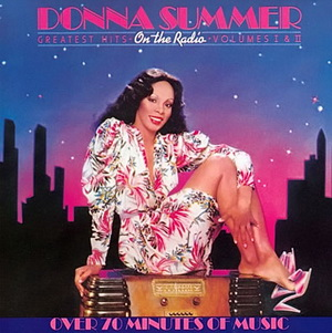 Donna Summer - Greatest Hits - On The Radio - Volumes I & II -  1979