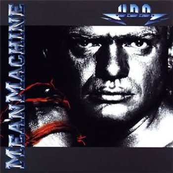 "U.D.O.: © 1989 ""Mean Machine"""