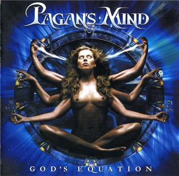 Pagan's Mind - God's Equation 2007