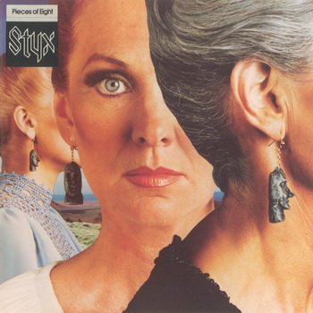 "Styx: © 1978 ""Pieces of Eight"""