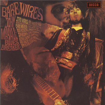 "John Mayall's & The Bluesbreakers: © 1968 ""Bare Wires"""
