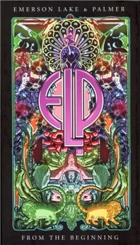 Emerson, Lake & Palmer - From The Beginning (5CD Box Set) 2007