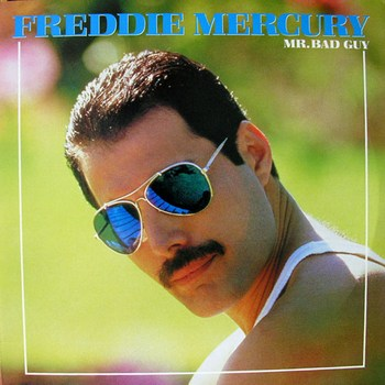 Freddie Mercury - Mr. Bad Guy, 1985
