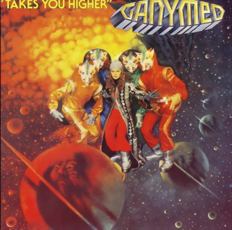 Ganymed - Takes You Higher  1978