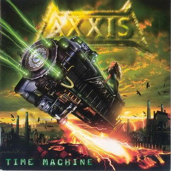 "Axxis: © 2004 - ""Time Machine"""