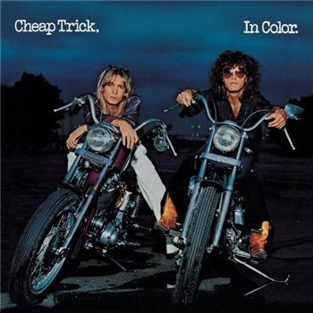 "Cheap Trick: © 1977 ""In Color""(Expanded & Remastered)"