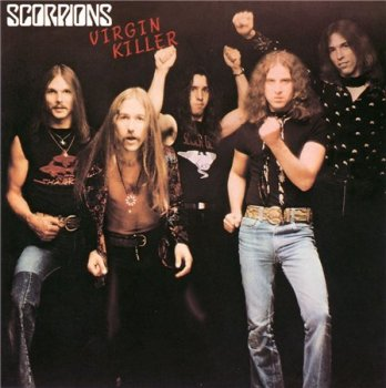 Scorpions -  Virgin Killer (Remaster 2007) 1976
