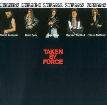 Scorpions - Taken By Force (Remaster 2001) 1977