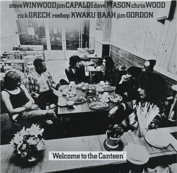 Traffic - Welcome To The Canteen (Japan SHM-CD 2008) 1971