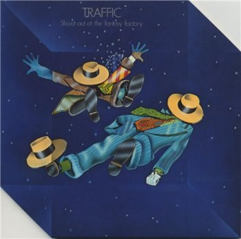 Traffic - Shoot Out At The Fantasy Factory (Japan SHM-CD 2008) 1973