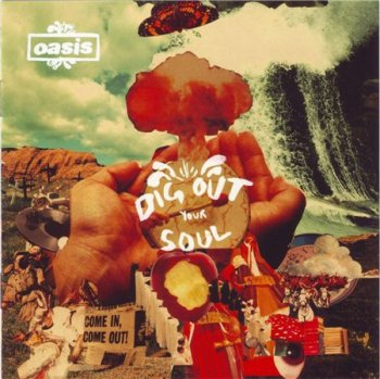 Oasis - Dig Out Your Soul 2008