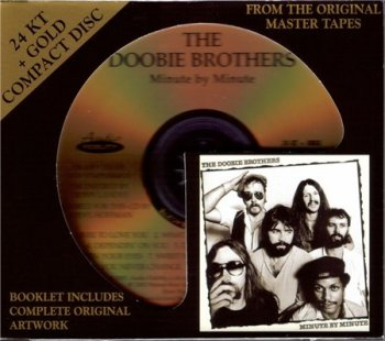 The Doobie Brothers - Minute By Minute (24KT + Gold CD Original Master Tapes 2005) 1978