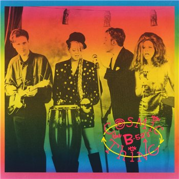 The B-52's - Cosmic Thing 1989