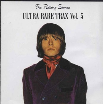 "Rolling Stones - Ultra Rare Trax 10 CD : © 1989 ""VOL 5"""