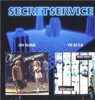Secret Service - Oh Susie(1979)/Ye Si Ca(1981)