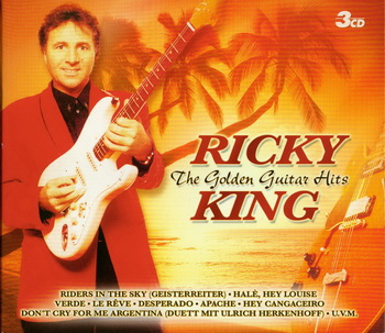 Ricky King - The Golden Guitar Hits (3CD)