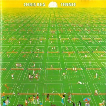 "Chris Rea: © 1980 ""Tennis"""