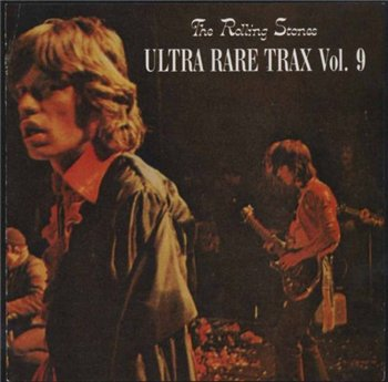 "Rolling Stones - Ultra Rare Trax 10 CD : © 1989 ""VOL 9"""