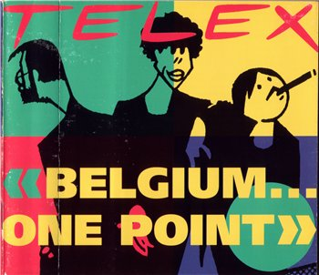 Telex - Belgium...One Point (BOX SET) 1993