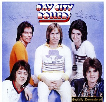 "Bay City Rollers: © 1974 ""Rollin'"""