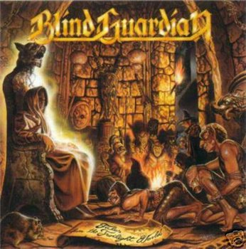 "Blind Guardian: © 1991 ""Tales From The Twilight World""(2007 Remastered)"