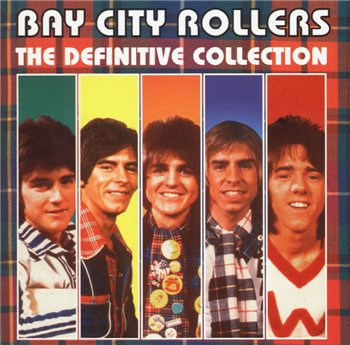 "Bay City Rollers: © 2000 ""The Definitive Collection"""