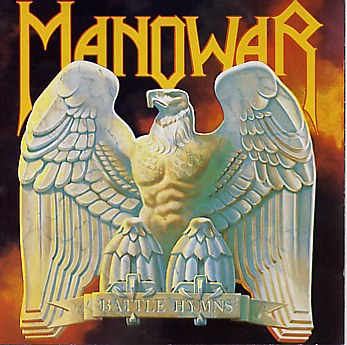 Manowar - Battle Hymns (Silver Edition) 1982