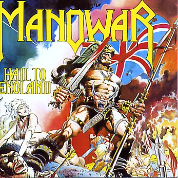 Manowar - Hail To England (Silver Edition) 1984